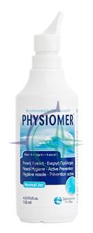 Physiomer Linea Pulizia e Salute del Naso Soluzione Spray Getto Normale 135 ml
