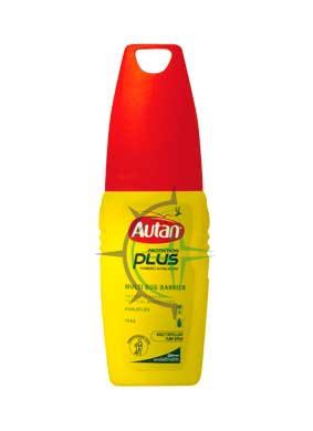 Autan Linea Protection Plus Vapo Spray Delicato Insetto-Repellente 100 ml