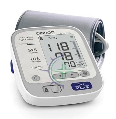 Omron Linea Dispositivi Pressione Misuratore di Pressione M6 Comfor Intellisense