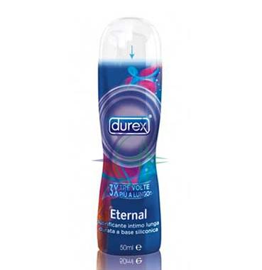 Durex Linea Lubrificanti Eternal Gel Lubrificante Benessere Coppia 50 ml
