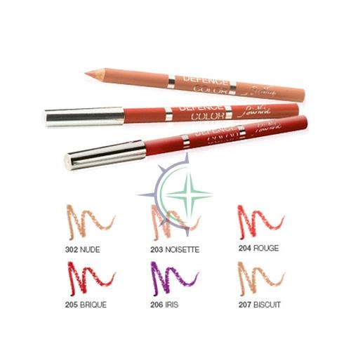 Bionike Linea Defence Color Labbra Lip Design Matite Contorno Labbra 204 Rouge