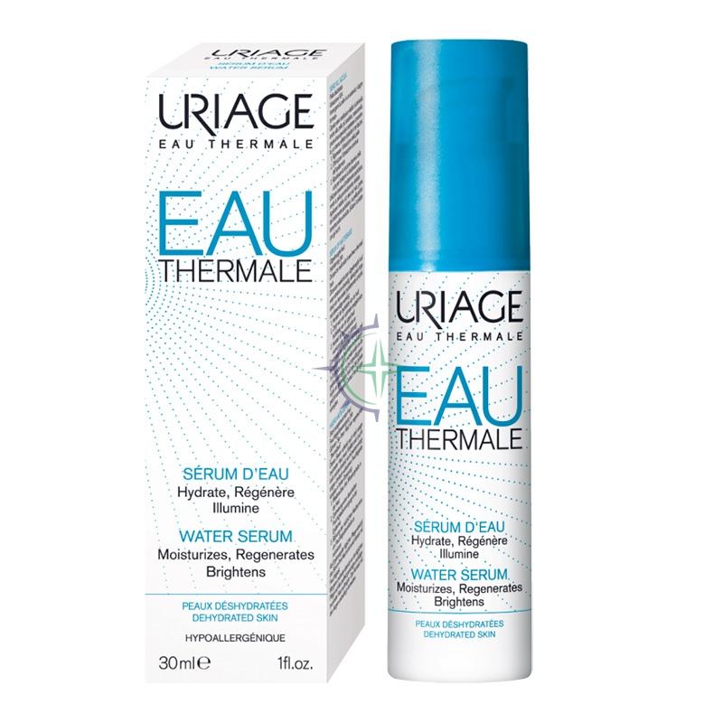 Uriage Linea Eau Thermale Serum D'Eau Siero Illuminante Rigenerante 30 ml
