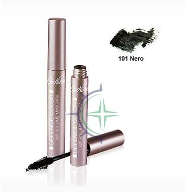 Bionike Linea Defence Color Volume Mascara Water Resistant Ciglia Finte 101 Nero
